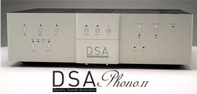 DSA Phono II