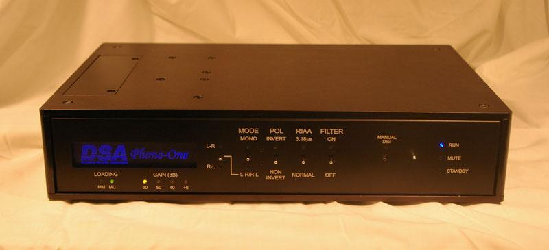 Phono I front image