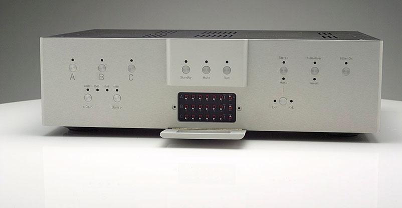 Phono II front with door open image